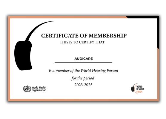certificado oms
